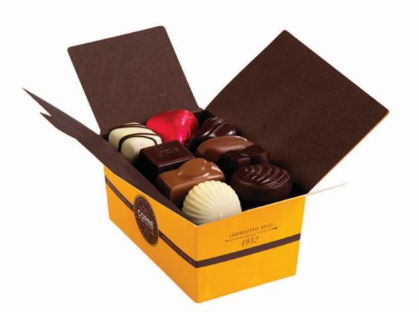 Ballotin 16 chocolats 235g