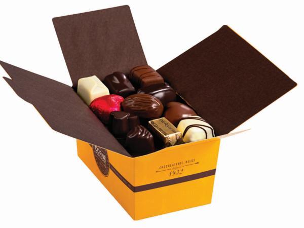 Ballotin 26 chocolat 353g