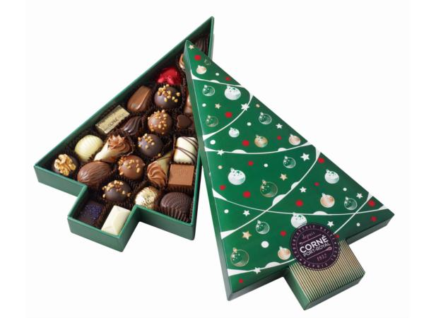 Boîte Sapin de Noël 310g