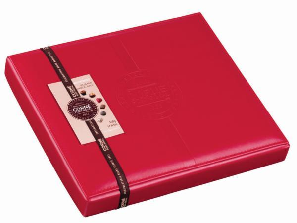 Boîte Cuir Chocolat 375g - visuel 2