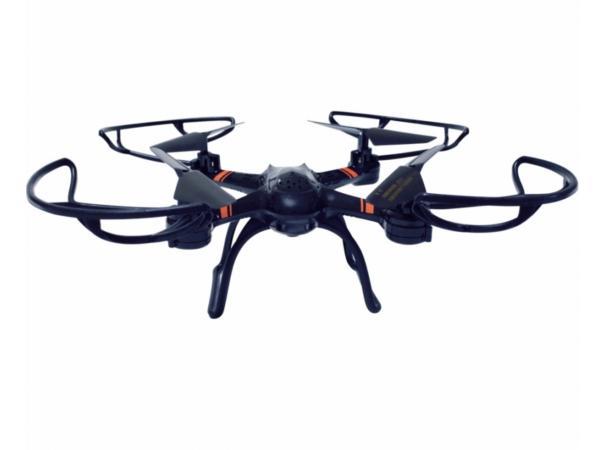 Drone Bleu 4 Hélices