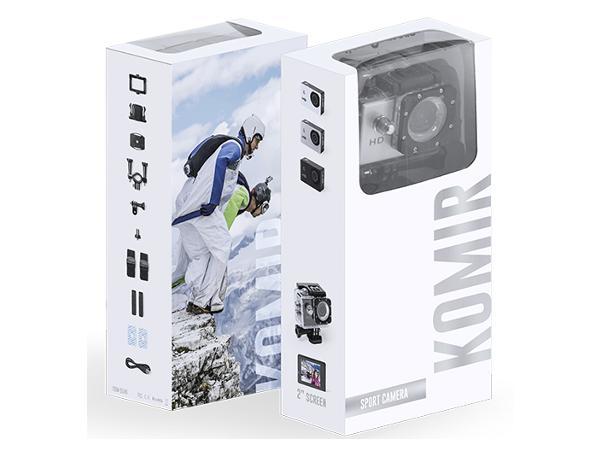 Caméra Sportive Komir - visuel 2