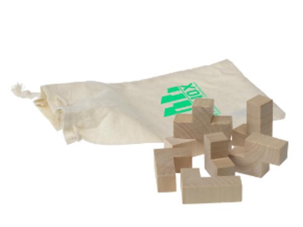 Cube Puzzle Jeu en Bois - visuel 2