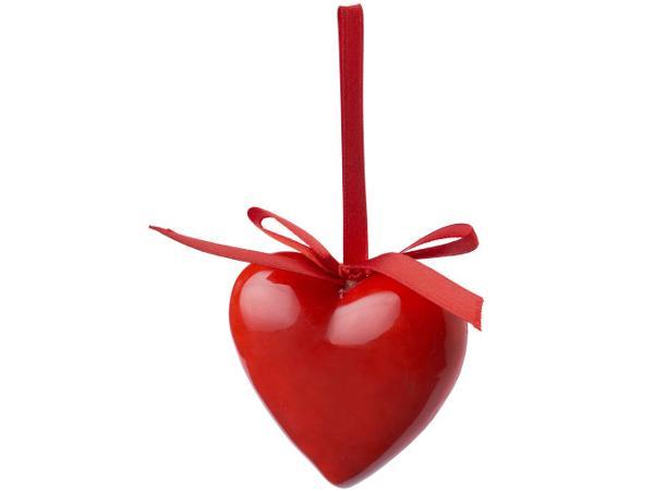 Coeur en Papier Mâché