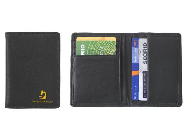 Etui Cartes de Crédit Cuir