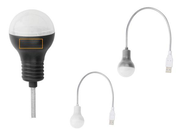 Lampe de lecture USB - visuel 2