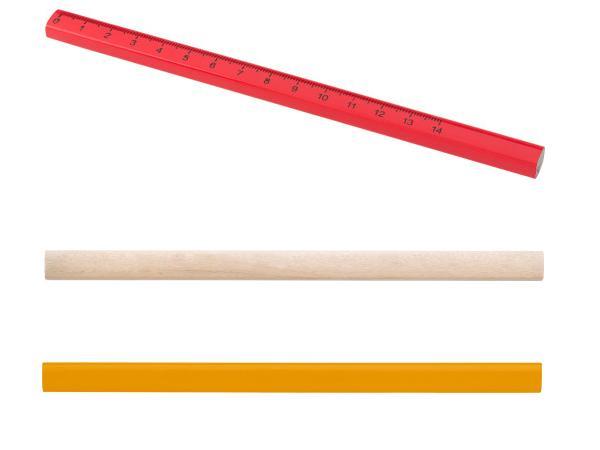 Crayon de Charpentier Gradué