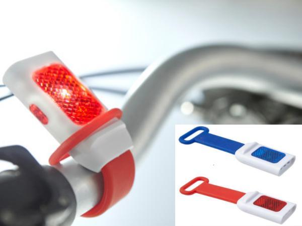 Lampe à Vélo 3 Leds