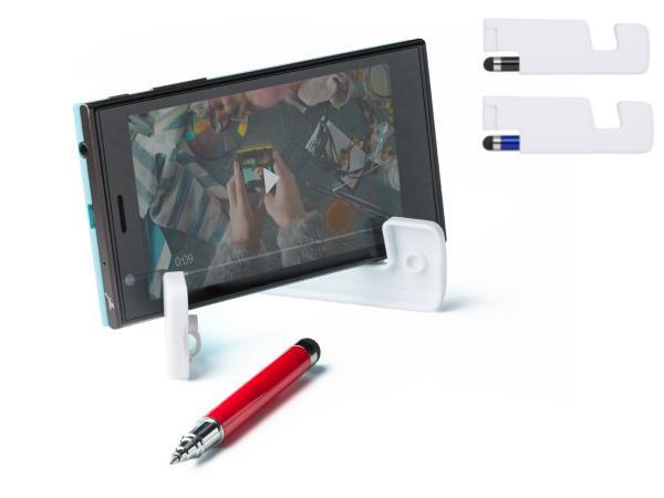 Support de Smartphone avec Stylo - visuel 1
