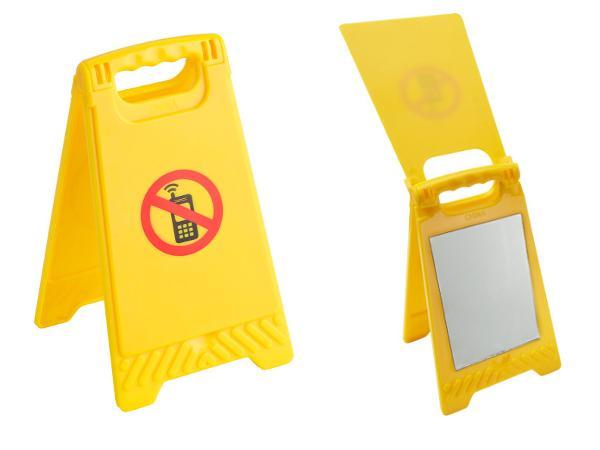Panneau Interdiction Téléphoner