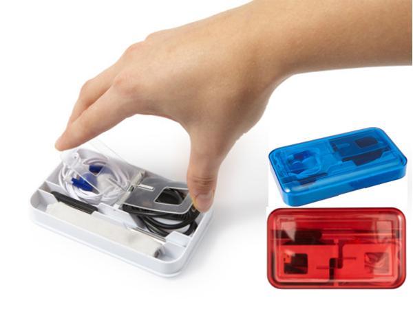 Coffret Accessoires Téléphone et Ordinateur