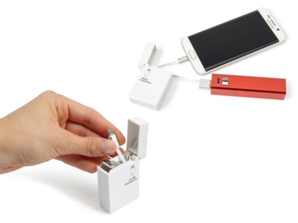 Câble Rétractable USB / MicroUSB
