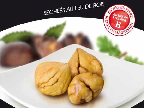 Châtaignes de France Moelleuses