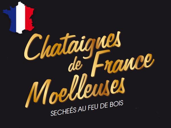 Châtaignes de France Moelleuses - visuel 2
