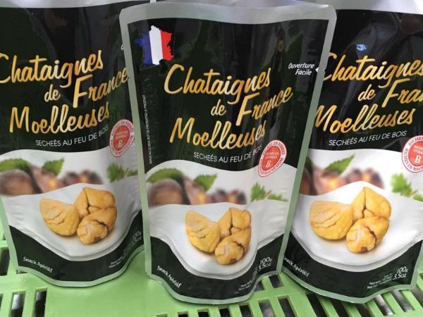 Châtaignes de France Moelleuses - visuel 3