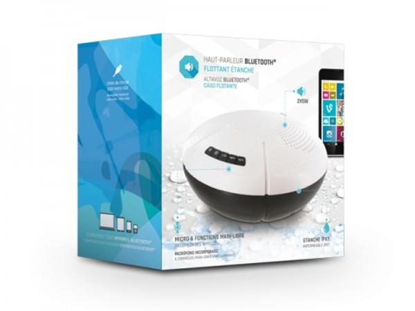 HP Enceinte Bluetooth 2x5W - visuel 3