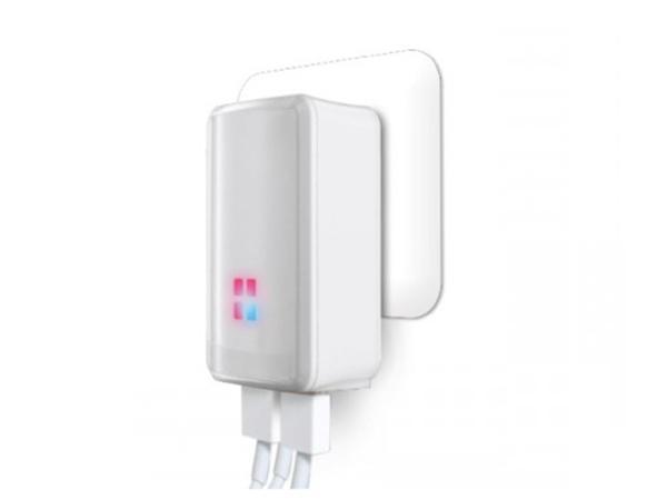 Chargeur Adaptateur USB Led - visuel 2