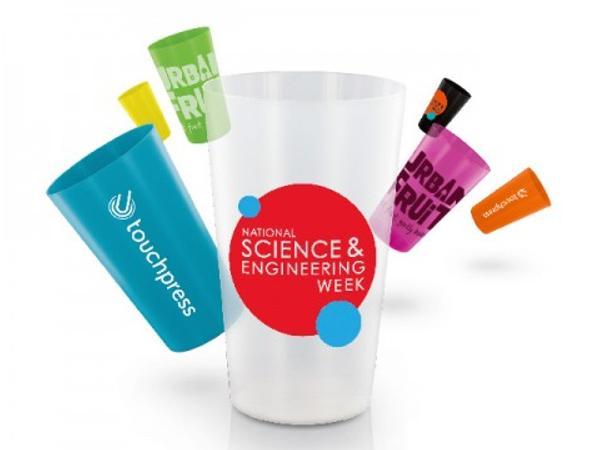 Gobelet en Plastique Réutilisable 30 cl