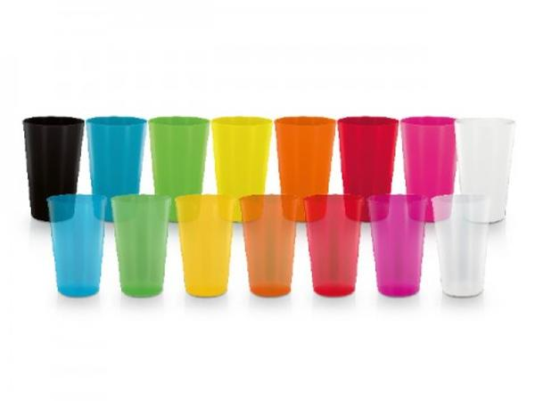 Gobelet en Plastique Réutilisable 30 cl - visuel 2