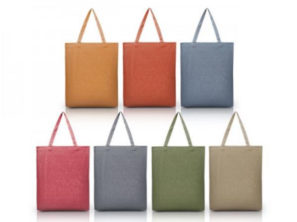 Sac en Coton Tote Bag Fabriqué en France - visuel 3