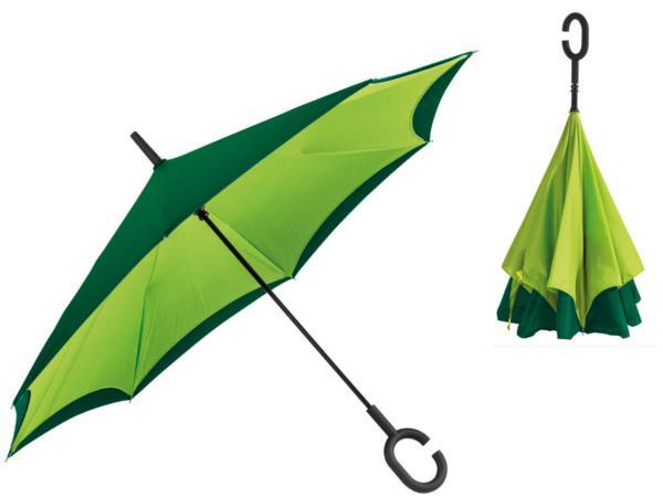 Parapluie Inversé  avec Poignée Crochet