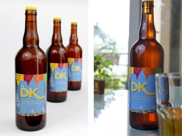 La DK Bière Dunkerquoise