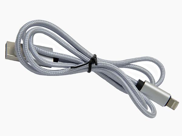 Câble de Rechargement USB avec 2 Embouts en 1