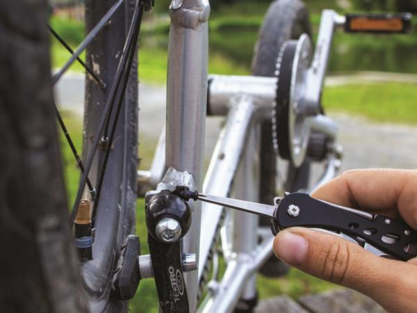 Couteau Multifonctions Barrow, 11 cm