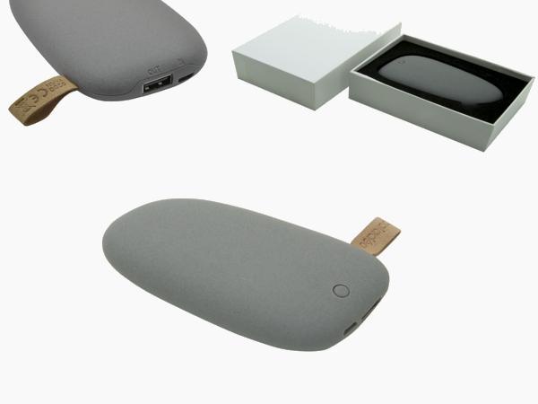 Chargeur Nomade Stone 5200 mAh Batterie de Secours Universelle