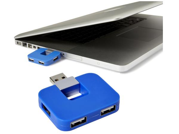Hub  Equipé de 4 Ports USB 2.0