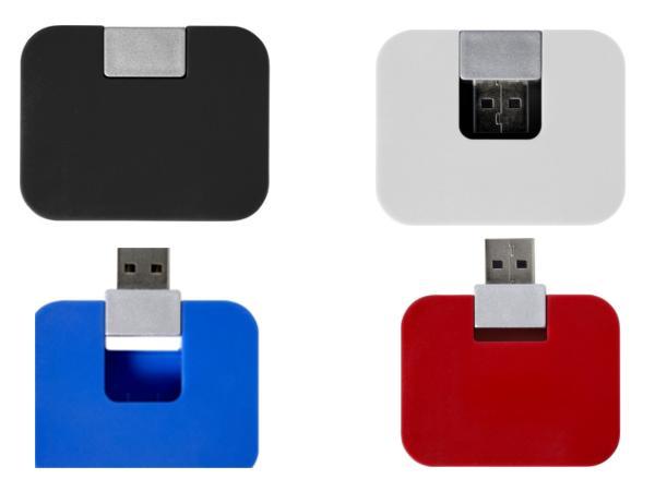 Hub  Equipé de 4 Ports USB 2.0 - visuel 2