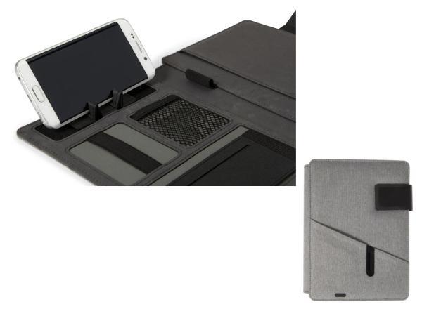 Conférencier A5 avec Power Bank de 4000mAh et d'un Câble Micro U