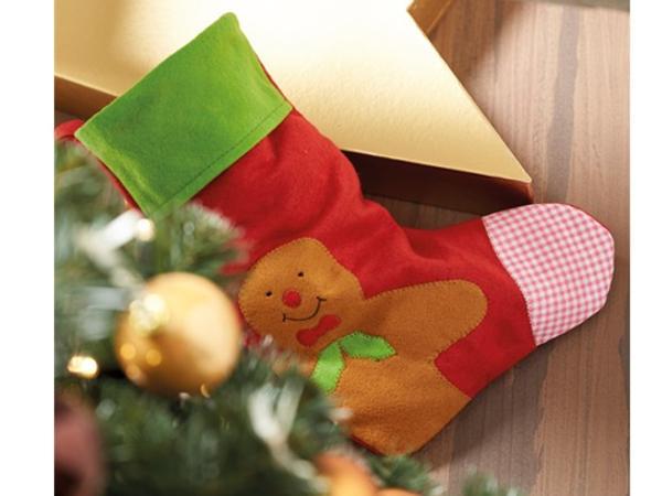 Botte de Noël avec Dragonne pour la suspendre