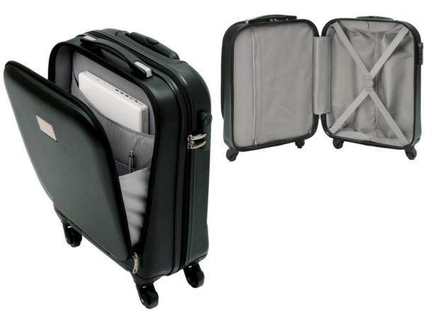 Trolley Boardcase avec 4 Roues 360°et Cadenas à Chiffres - visuel 2