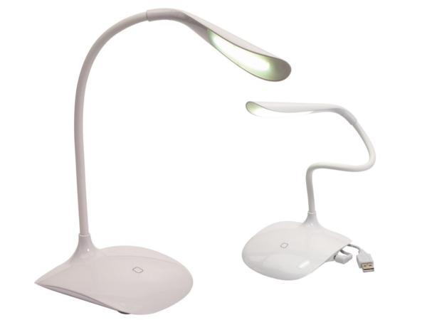 Lampe de Bureau Cou Mobile avec 14 LED