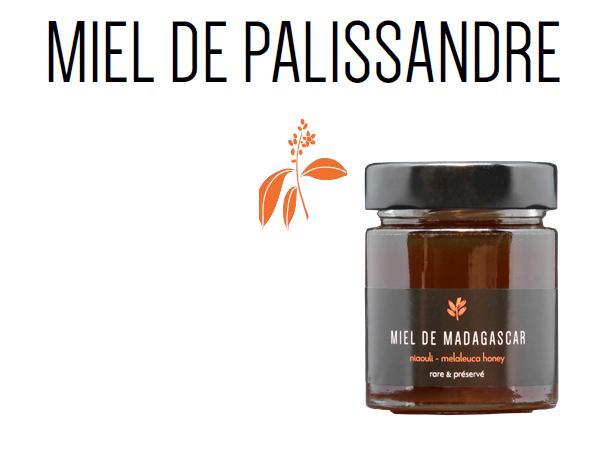 Miel de Palissandre de Madagascar. Compagnie du Miel