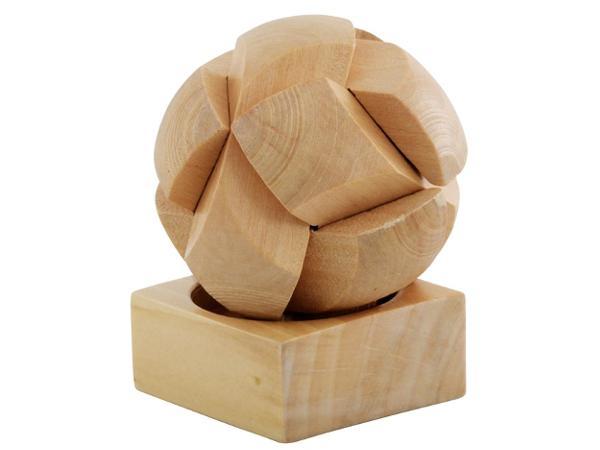 Ball Puzzle en Bois