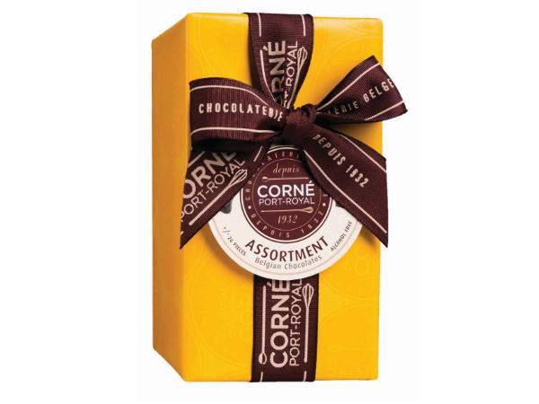 Ballotin 26 Chocolats assortis SANS Crème 353 g