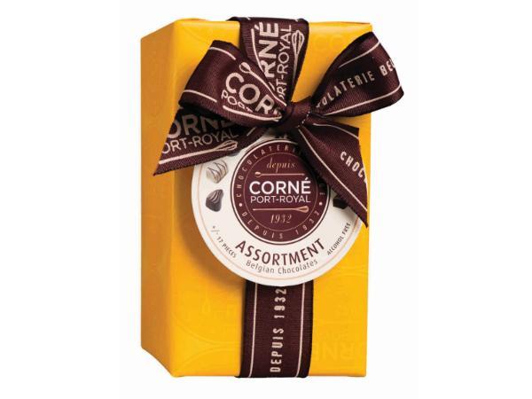 Ballotin 17 Chocolats assortis SANS Crème 235g