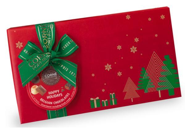 Boîte  Rectangulaire Noël  211 G