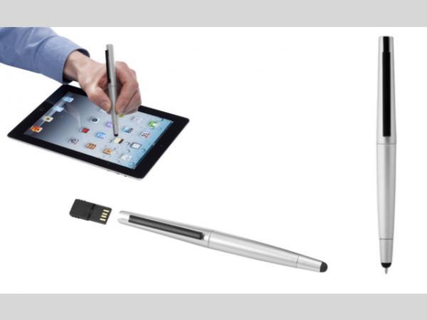 Stylo Bille Stylet et Clé USB 4 GO - visuel 1