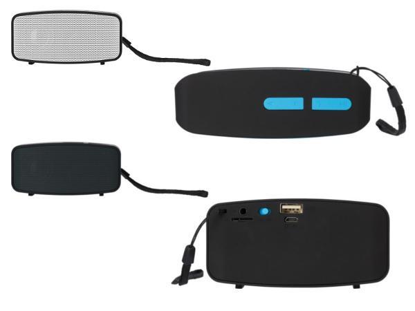 Enceinte Bluetooth 3 Watt et Radio FM - visuel 2
