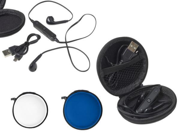 Ecouteurs Sans Fil Bluetooth Micro intégré.