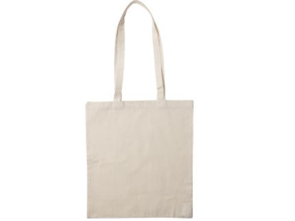 Sac shopping en Coton 130 g/m² à Anses Longues