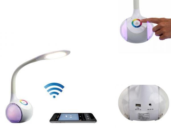 Lampe LED Enceinte  - visuel 2