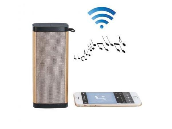 Haut Parleur LIVOO compatible Bluetooth 2 x 3 W