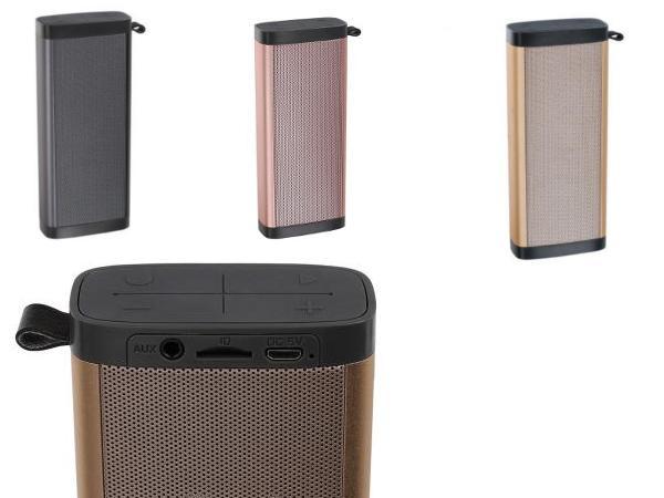 Haut Parleur compatible Bluetooth 2 x 3 W - visuel 2