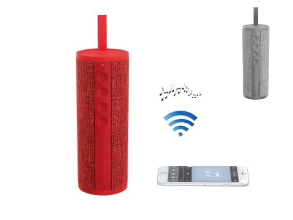 Haut Parleur compatible Bluetooth 2 x 6 W - visuel 1