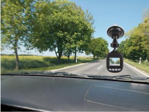Caméra Embarquée avec Capteur G-Sensor