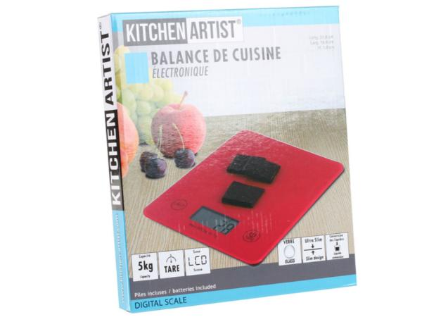 Balance Electronique de Cuisine capacité 5kg - visuel 2
